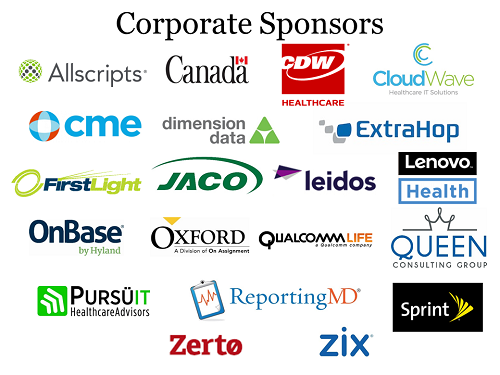 NE HIMSS Corporate Sponsor Logos