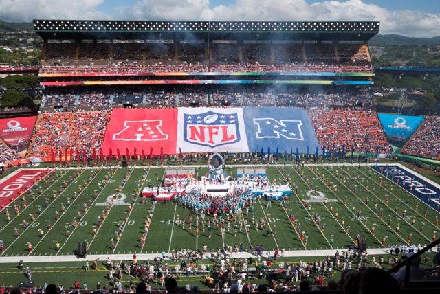 Pro Bowl Pregame