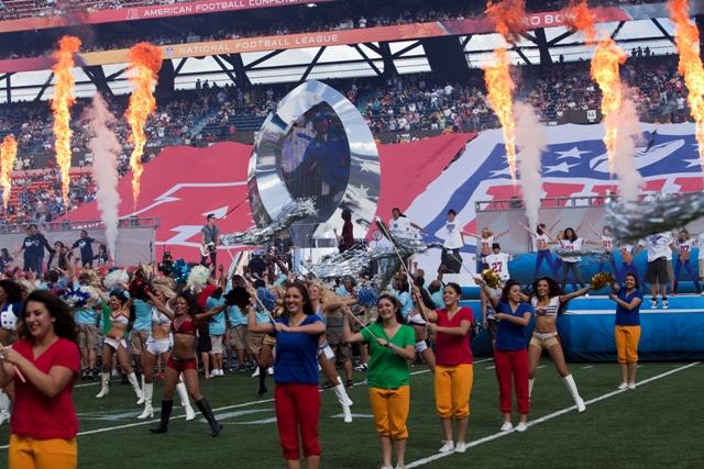 Pro Bowl 2012 Pregame