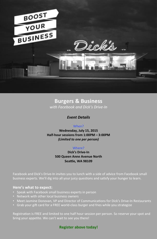 Burgers & Business