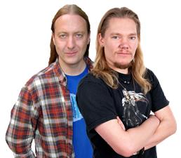 Johan Åkerström & Niklas Goude