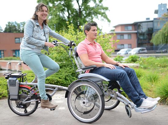 triciclo táxi