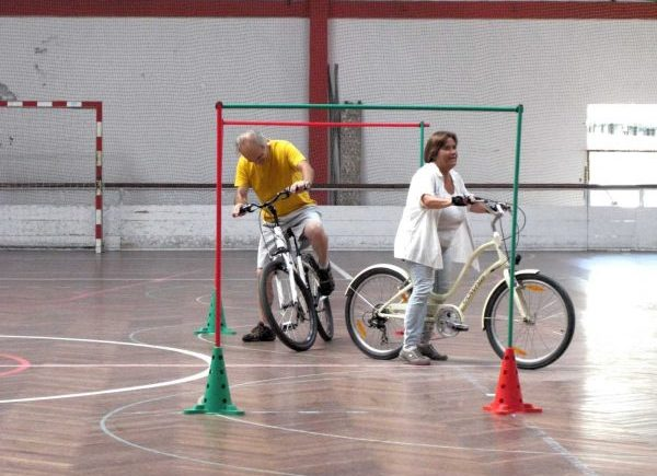 aulas de bicicleta para todas as idades