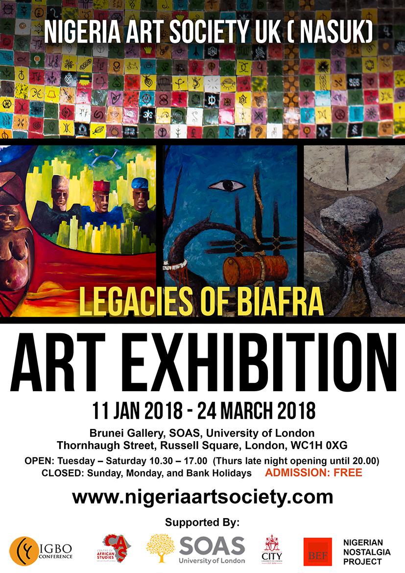 Legacies of Biafra Art Exhibition