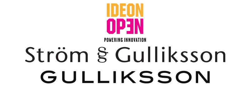 Open, Gulliksson logos