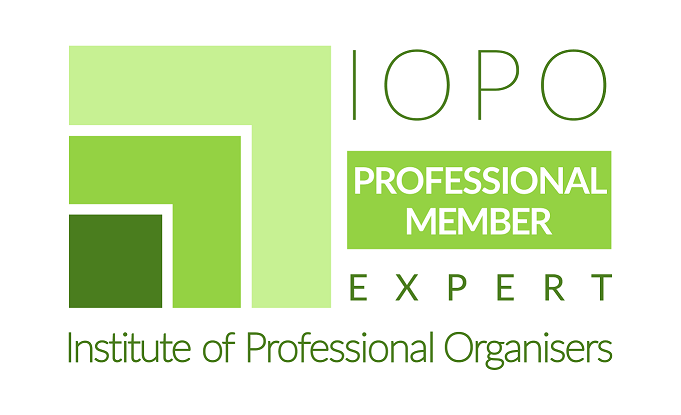 Expert Accreditation from the Institute of Professional Organisers