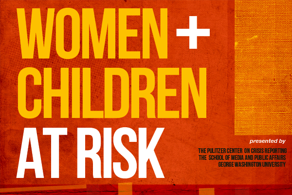 women and children at risk