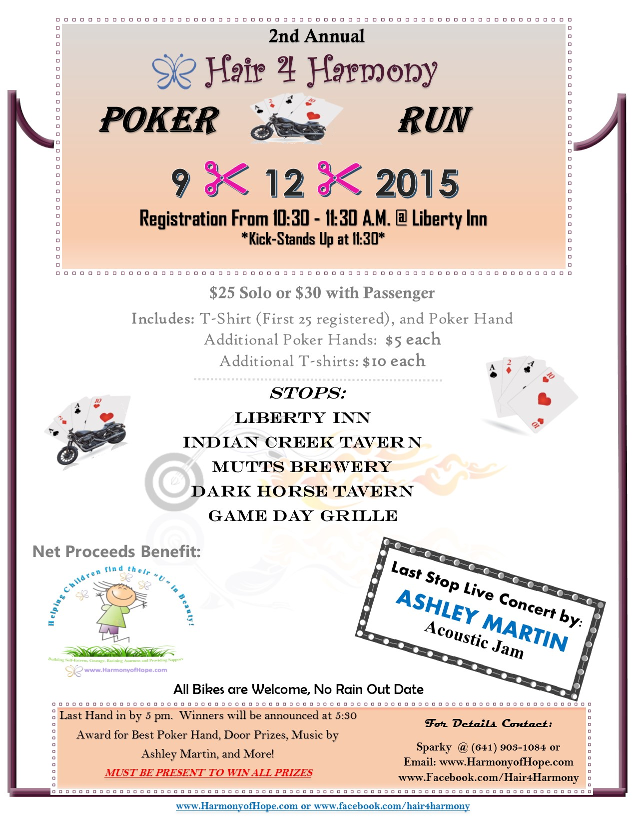 Princeton poker run