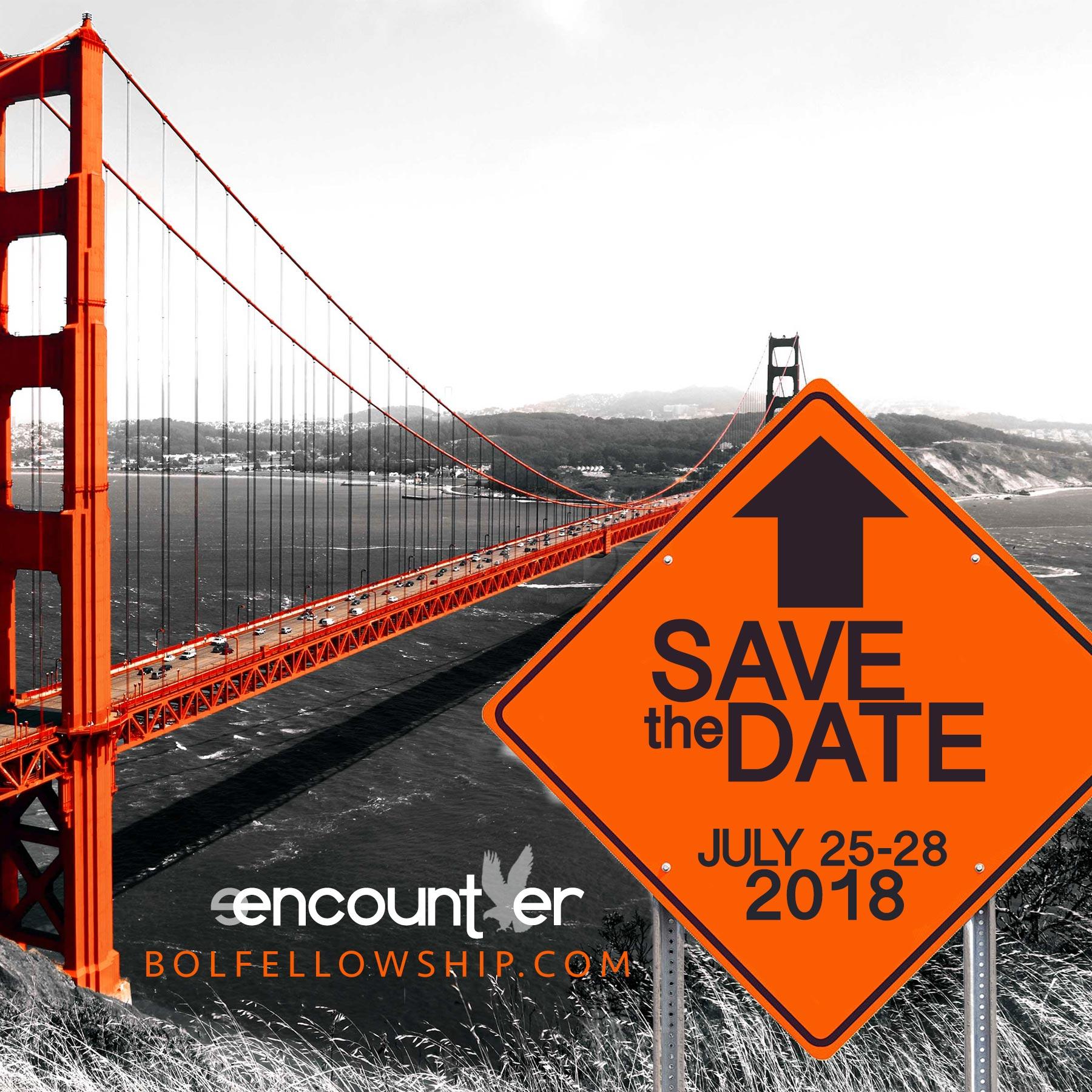 Encounter 2018 SaveTheDate