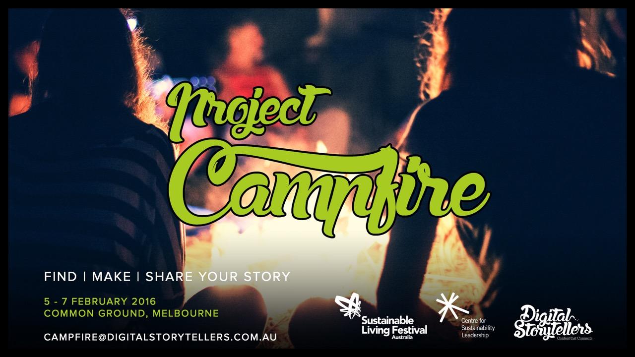 Project Campfire Melbourne