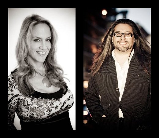 Brenda Brathwaite and John Romero