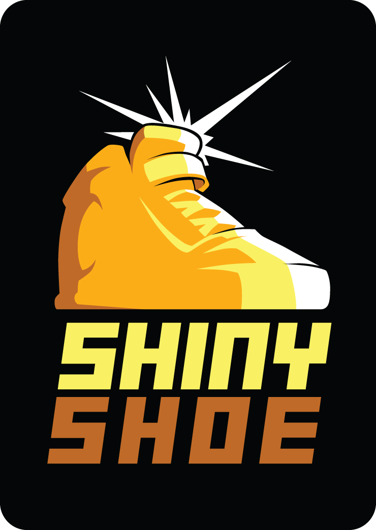Shiny Shoe Logo