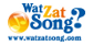WatZatSong Log