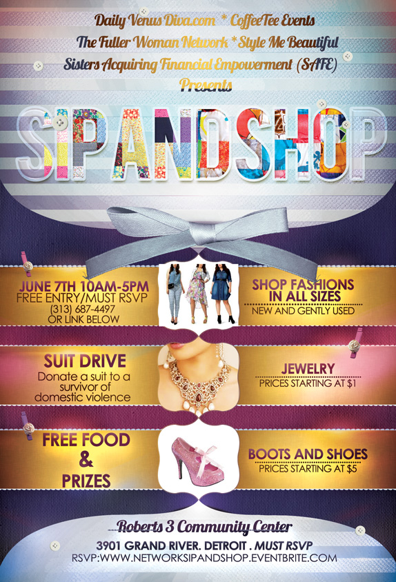 NETWORK SIP AND SHOP JUNE 7TH, 2014
