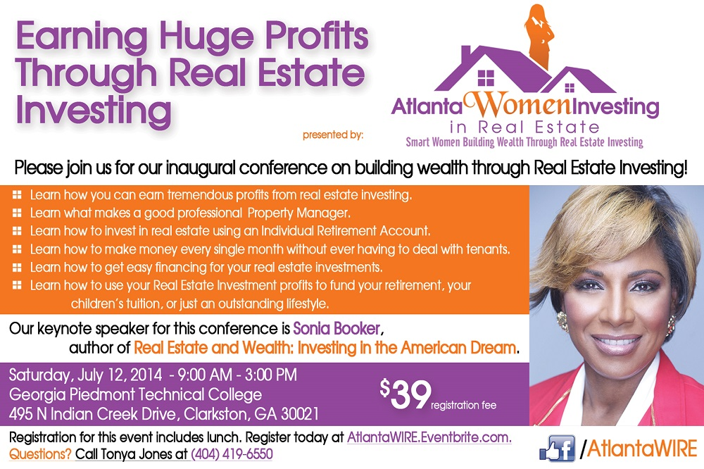Atlanta Women Investing in Real Estate