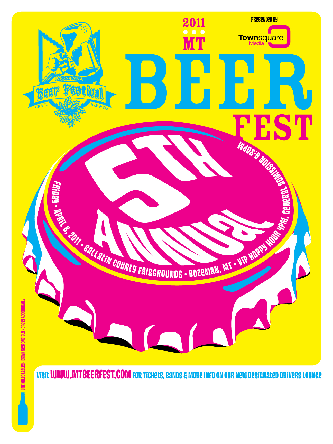 5th Annual MT Beer Festival