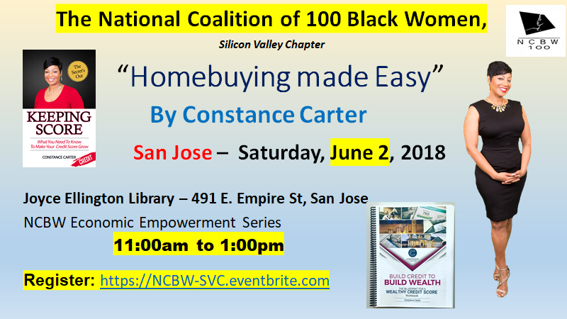 Homebuyer workshop 6-2-18