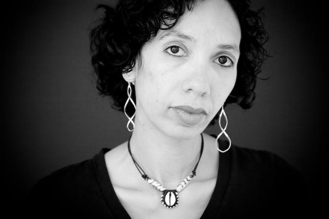 JP Howard, Curator, Women Writers in Bloom Poetry Salon | Photo Courtesy of Rachel Eliza Griffiths