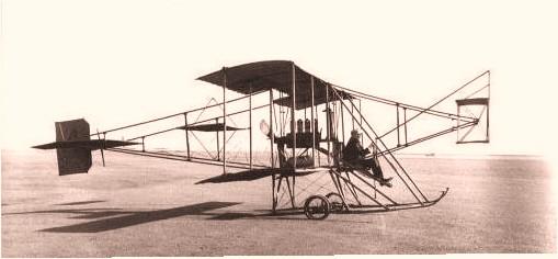 Wiseman's Airplane