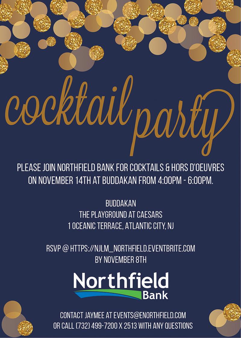 Northfield Bank Invite