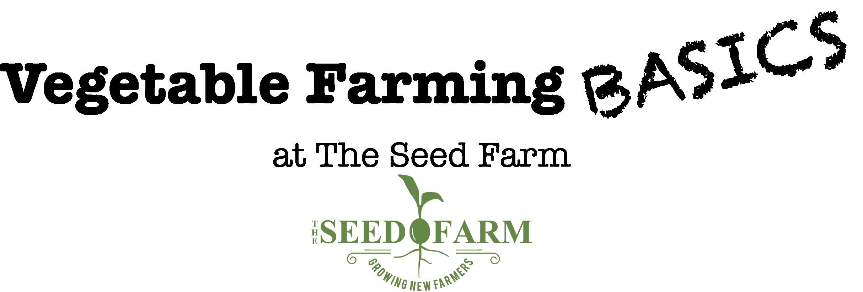 Farming Basics course
