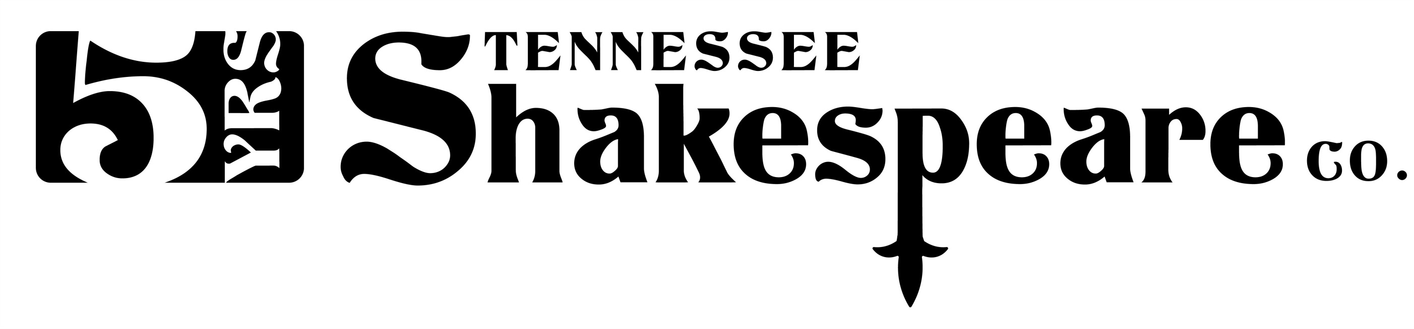 TN Shakespeare Co logo