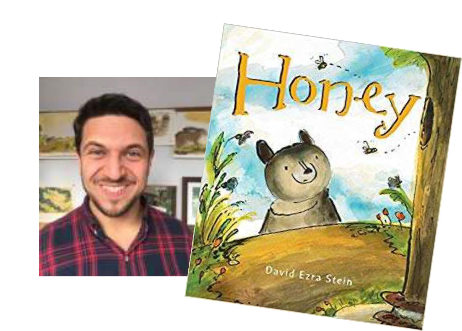 David Ezra Stein and Honey cover