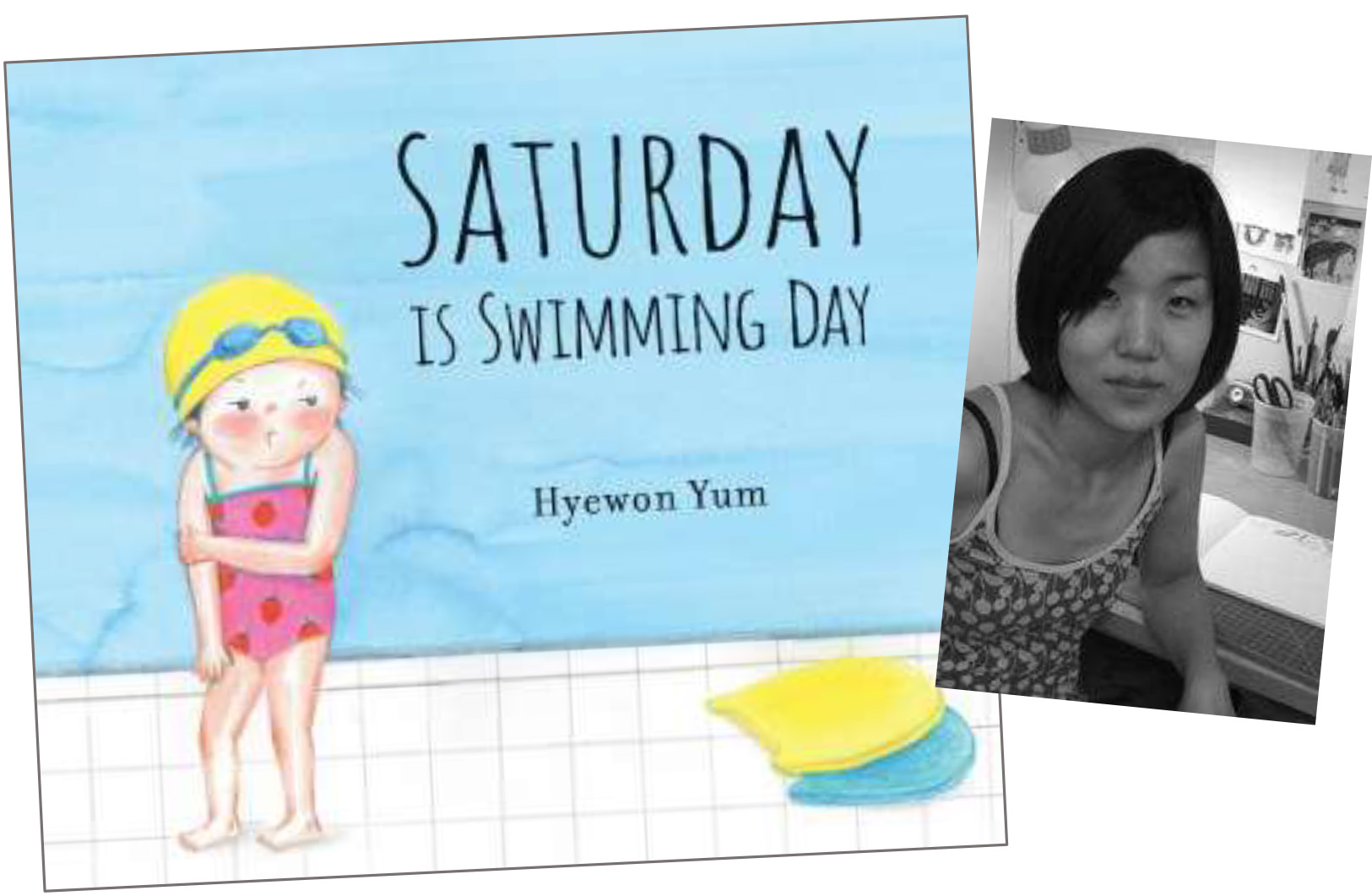 Hyewon Yum and Saturday Is Swimming Day Cover