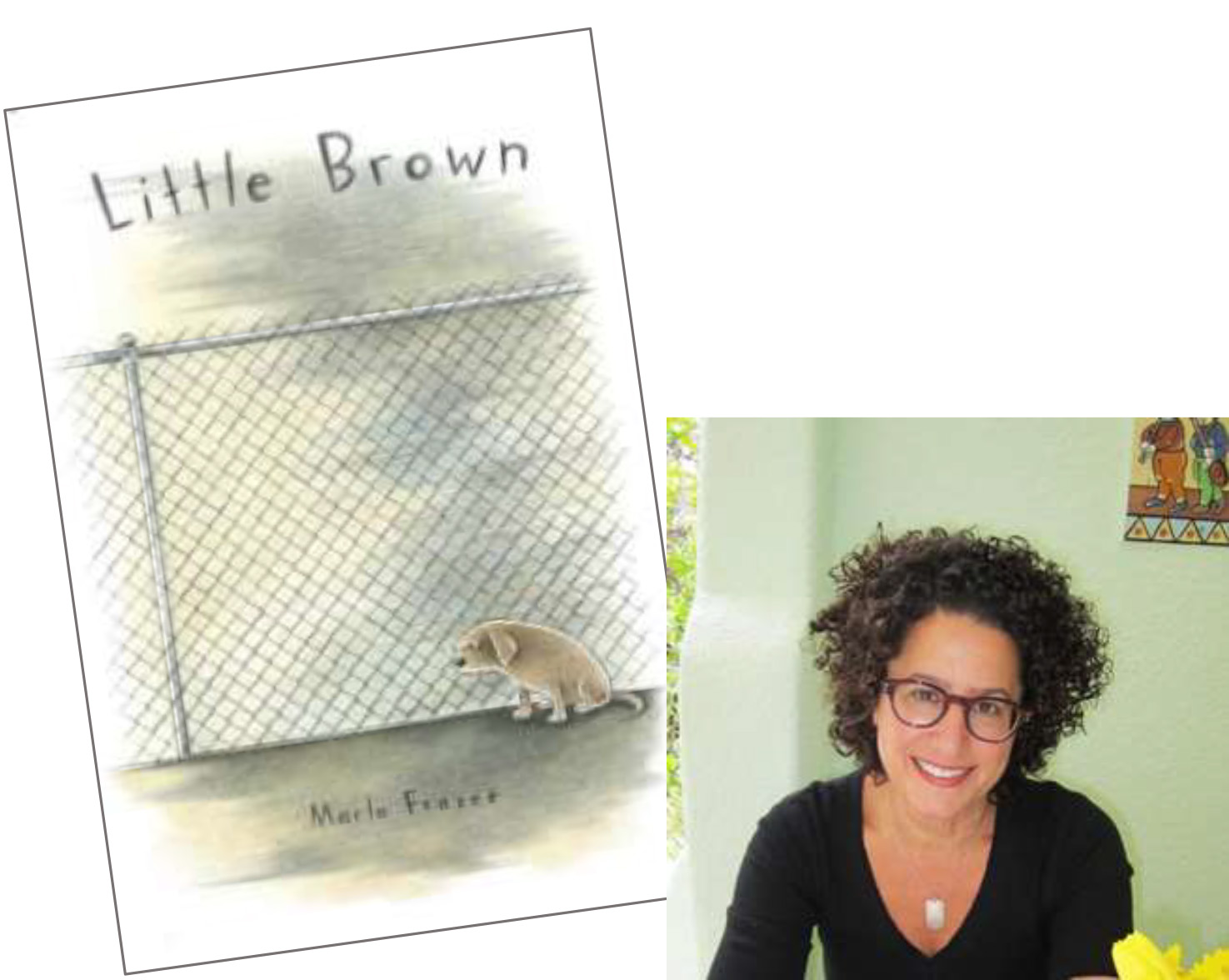 Marla Frazee and Little Brown book cover