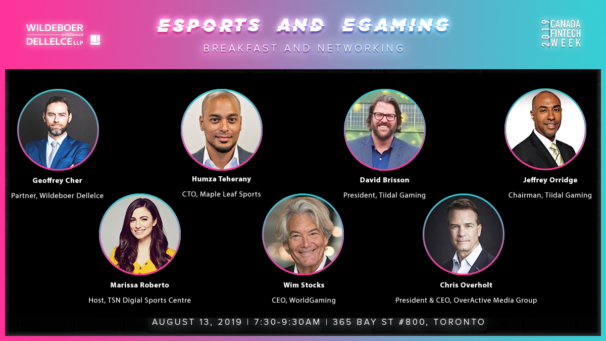 eSports & eGaming Speakers