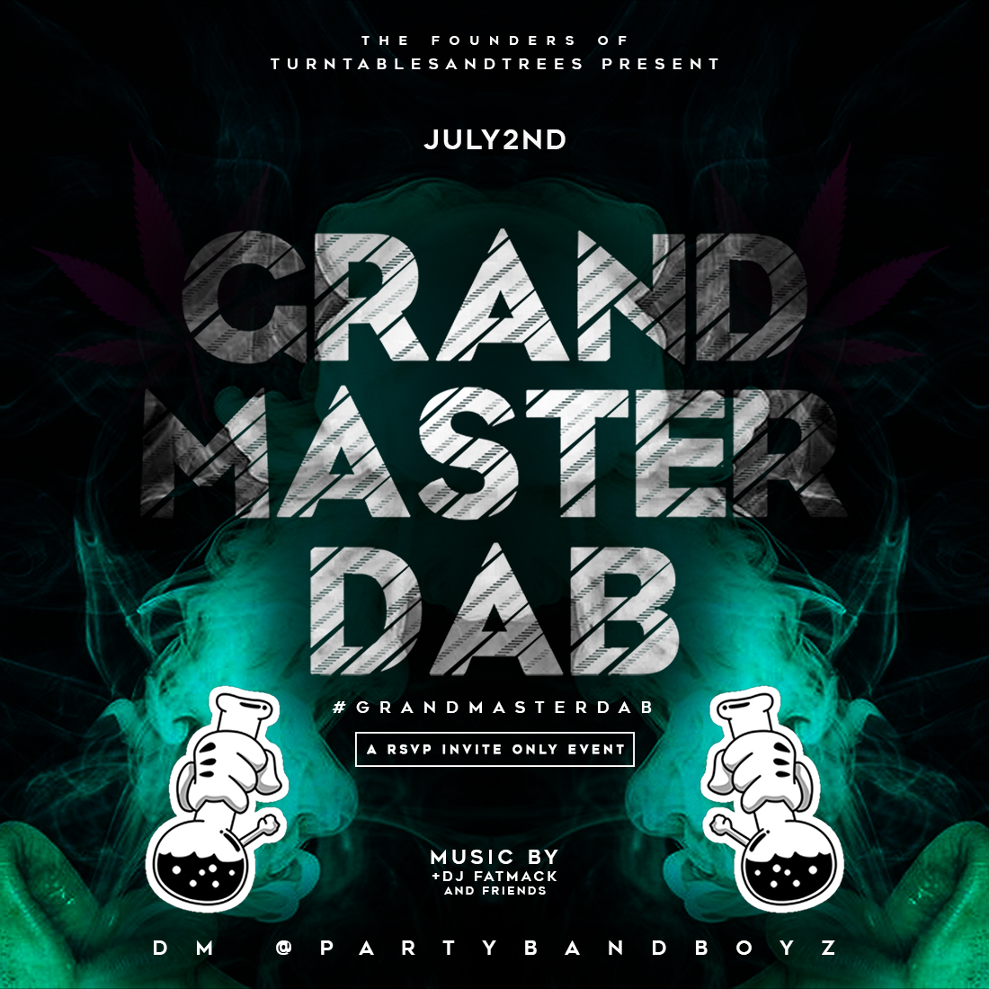 Grand Master Dab