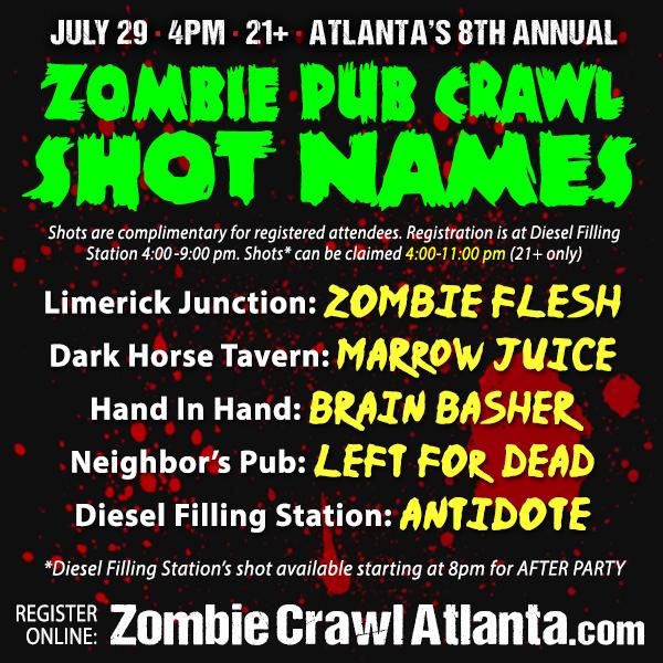 Shot Names