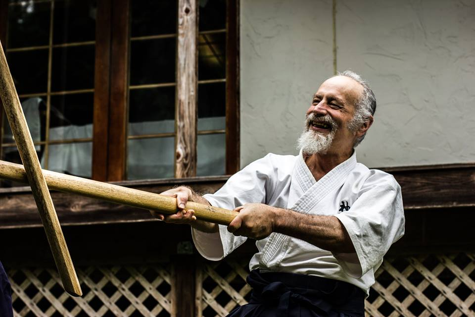 Smiling Aikido Weapons