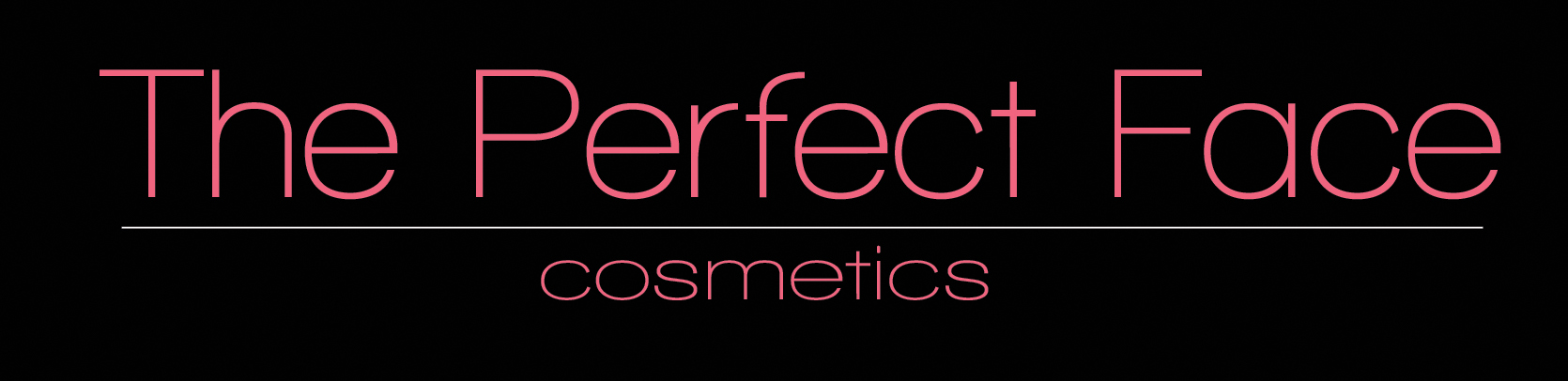 The Perfect Face cosmetics logo