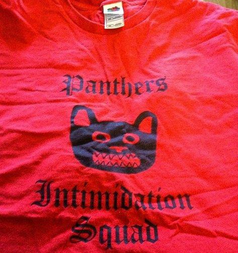 Panthers Intimidation Squad