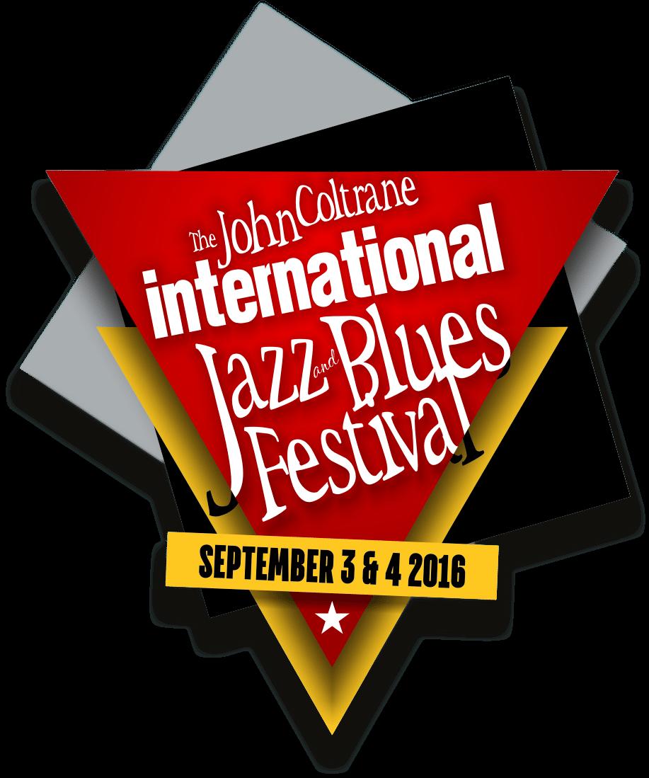 6th annual john coltrane international jazz and blues festival event logo stopboris Image collections