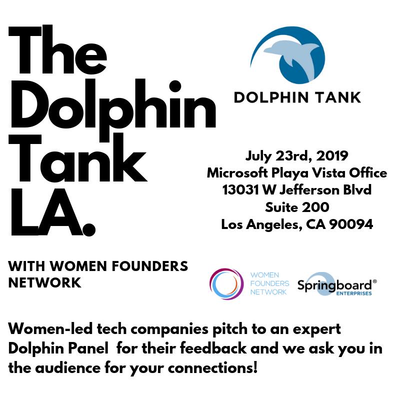 Springboard Enterprises Dolphin Tank®