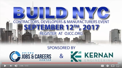 Video of Build NYC