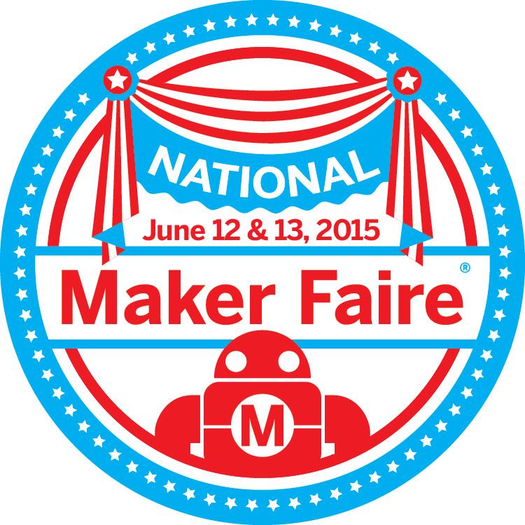 2015 National Maker Faire logo