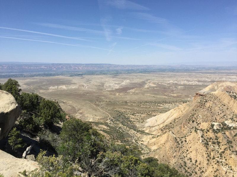 Round Mtn view