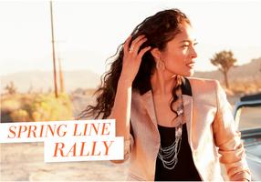 Long Island Stella & Dot Spring Line Rally
