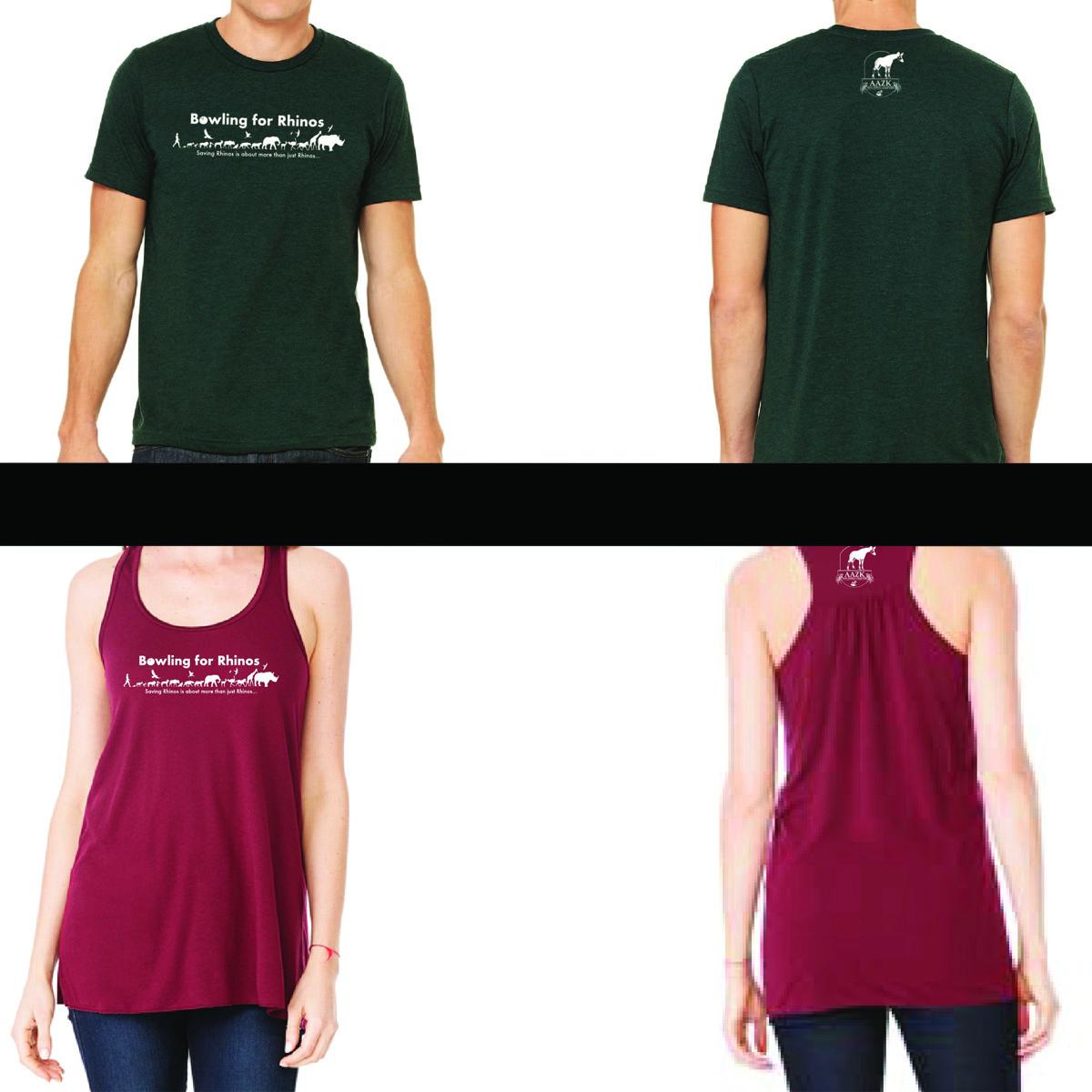 BFR 2018 T-shirts & Tanks