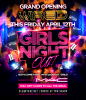 WIRED Teen Parties @ Club Illusions 2