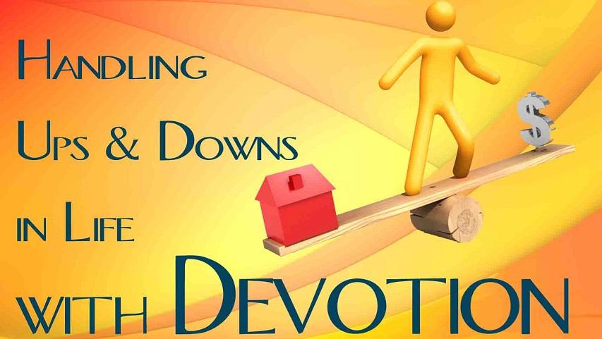 Stress Management with Devotion