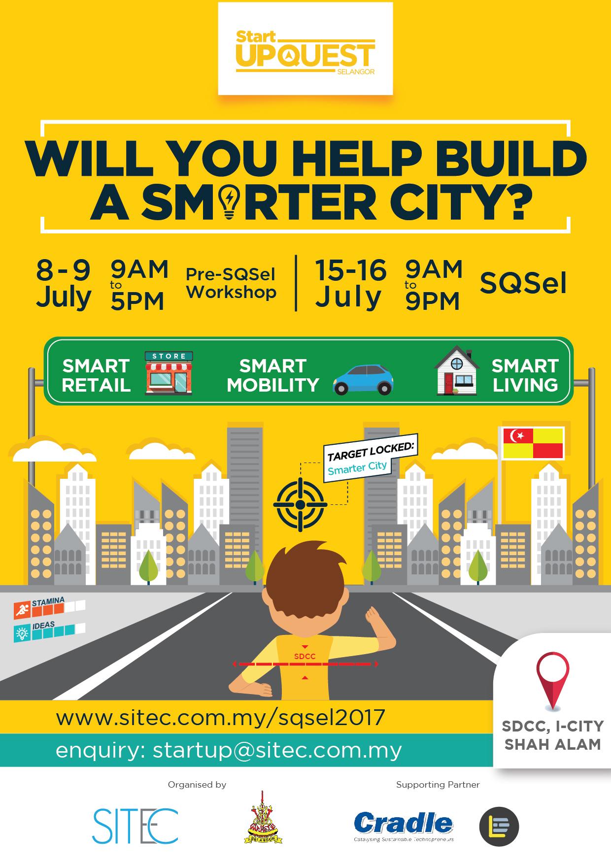 SQSel 2017 - Poster
