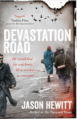 jason hewitt devastation road