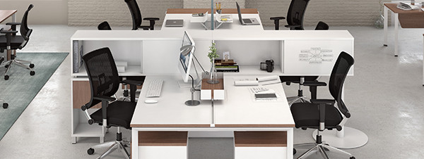 Popular trends in office furniture