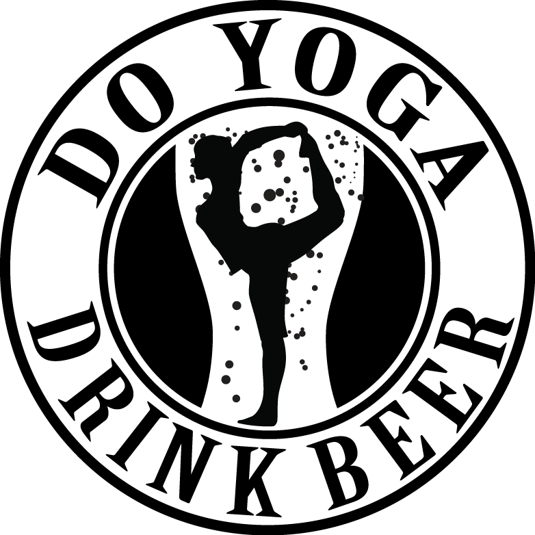 Do Yoga. Drink Beer.
