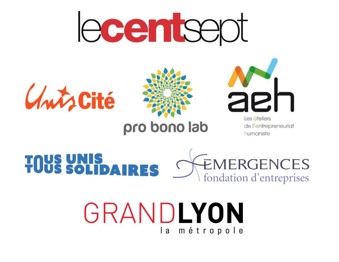 Logos des co-organisateurs