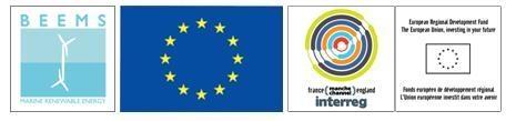 BEEMS, EU and Interreg logos